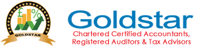 gold star accountants logo